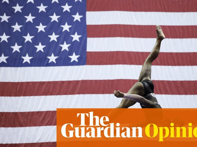 Simone Biles is redefining brilliance in a sport that shamefully failed her | Marina Hyde