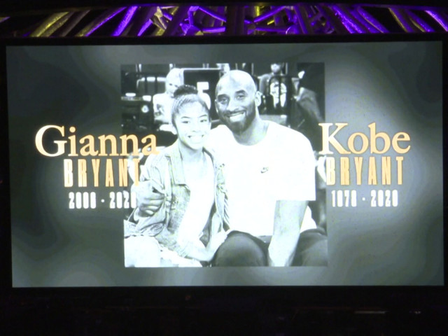 Heat Nation Pauses To Pay Tribute To Kobe Bryant