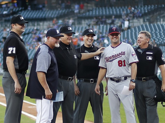 Despite modest playing ability, Toby Gardenhire tabbed by Twins to manage Class AAA Saints
