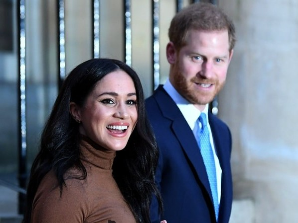 Harry and Meghan: New Hollywood Royalty?