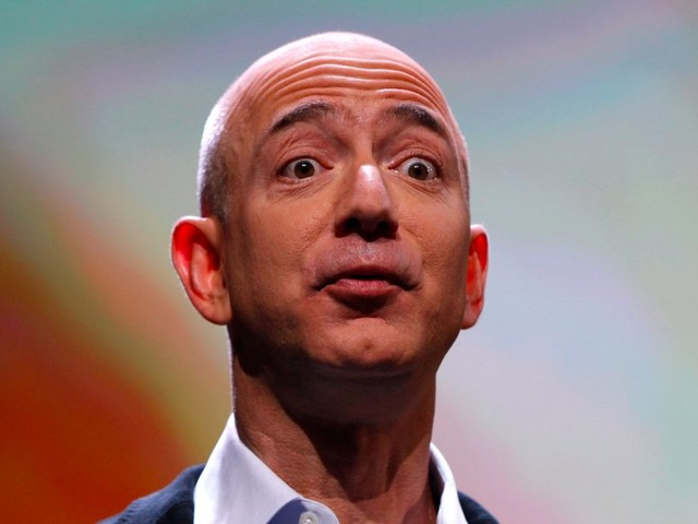 An Amazon-based retail trade has quadrupled the stock market's return this year