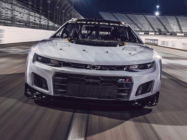 Chevrolet Camaro ZL1 Next Gen NASCAR Racer Takes on More Realism