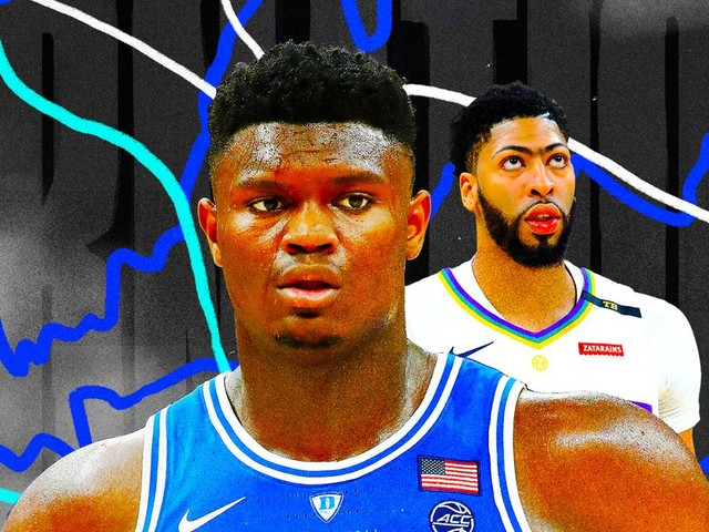 Anthony Davis will never find a better teammate than Zion Williamson