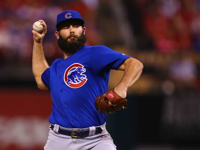 Could Jake Arrieta, another high-priced Scott Boras client, be destined for the Nationals?
