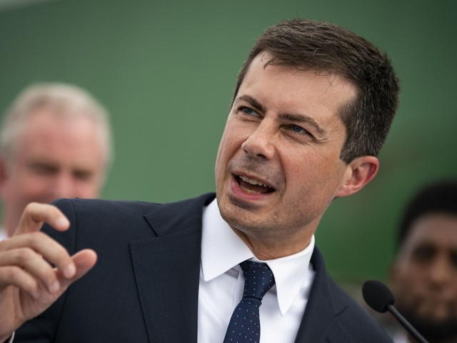 Transportation chief Buttigieg defends family leave after being mocked by Fox News anchor