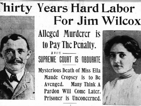 Somebody Else's Sin? The Mystery of Nell Cropsey
