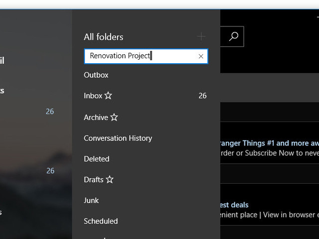 Tech Tip: Make Your Own Message Folders in Windows 10