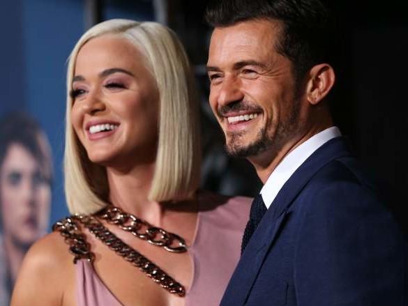 Orlando Bloom Talks Pushing Back Wedding Date to Katy Perry