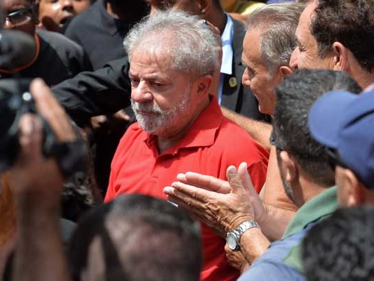 Brazil's Former President Lula Released From Jail After Court Ruling