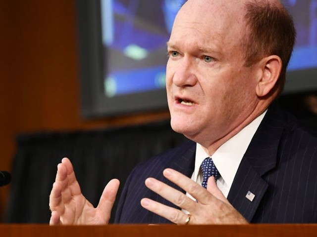 Sen. Chris Coons: Democrats might have to pack the courts to 'rebalance the federal judiciary'
