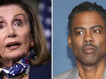 Chris Rock Slams Pelosi For 'Letting The Pandemic Come In' During Impeachment Charade