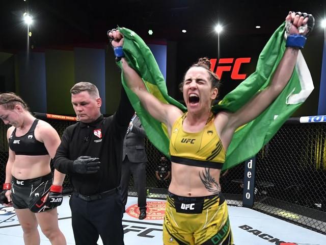 UFC rankings: Aspen Ladd falls on women's P4P list