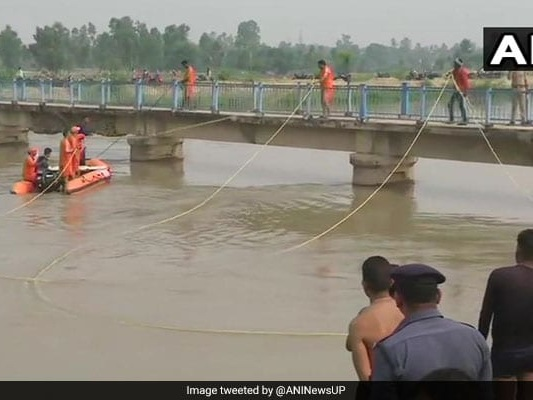 3 Out Of Seven Bodies Of Children Pulled Out From Canal In Lucknow