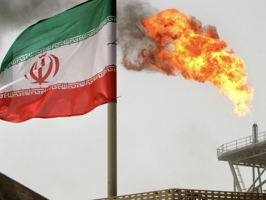 Oil Surges As Washington Prepares To End Iranian Crude-Export Waivers