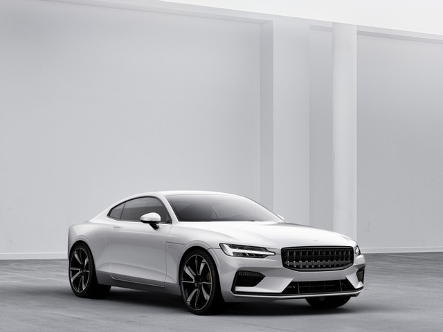 This Just In: Polestar Coupe, Toyota AI, & Mitsubishi Concept