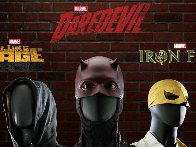 Marvel is auctioning props and costumes from Netflix's 'Defenders' franchise