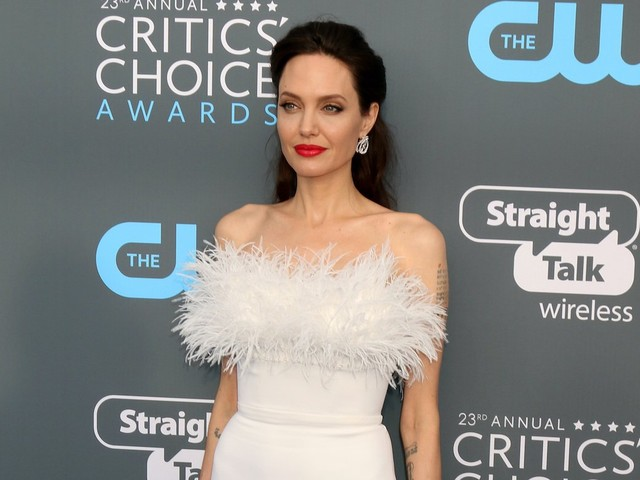 Angelina Jolie Set Up With Diplo By Her Son Pax?