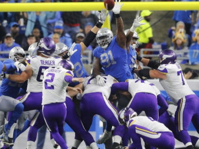 Week 7 NFL picks: NFL logic says time for Lions to smile, Vikings to frown