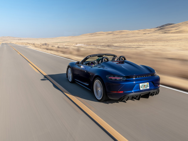 This Just In: Porsche Tops J.D. Power Sales Satisfaction Index for Second Consecutive Year