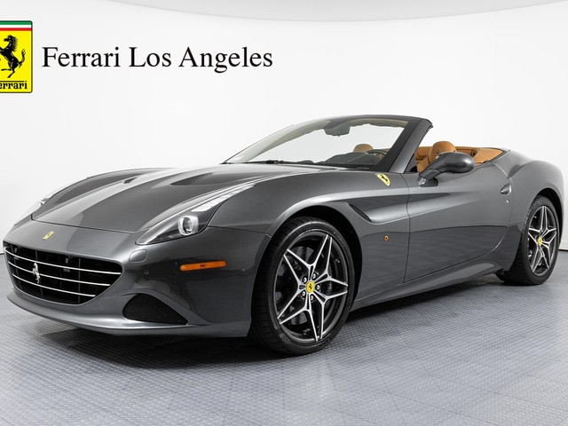 2015 Ferrari California--T Base