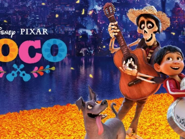 What I Streamed And Liked: 'Coco'
