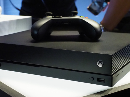 Watch Microsoft's Xbox One X Gamescom conference live right here