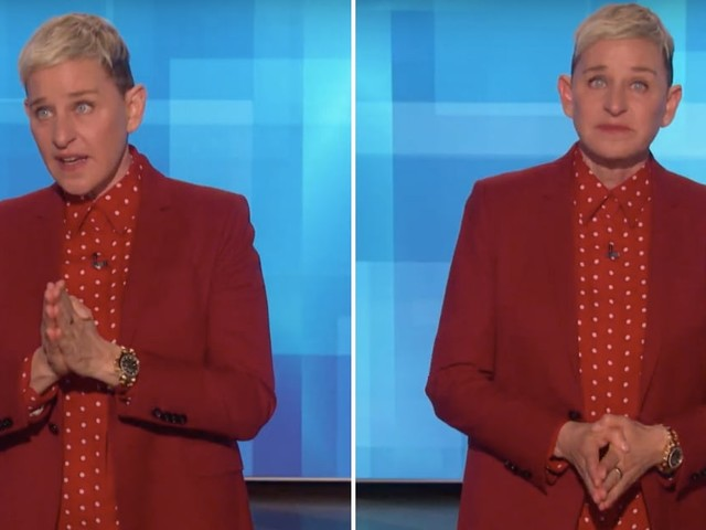 "Ellen DeGeneres Tearfully Reminds Everyone to ""Celebrate Life"" After Kobe Bryant's Death"