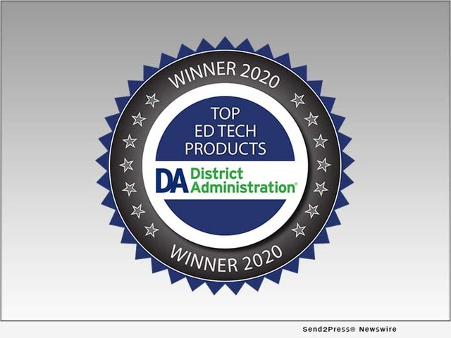 Edupoint Synergy Education Platform Named A 'Top Ed Tech Products of the Year' Winner by District Administration