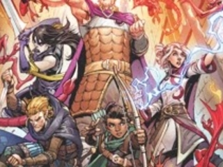 Dungeons & Dragons: Infernal Tides Comic Book Heats Up IDW Publishing in November