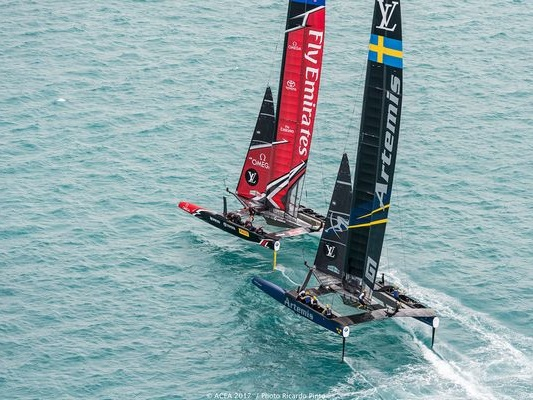 5 Things You Didn't Know About the America's Cup