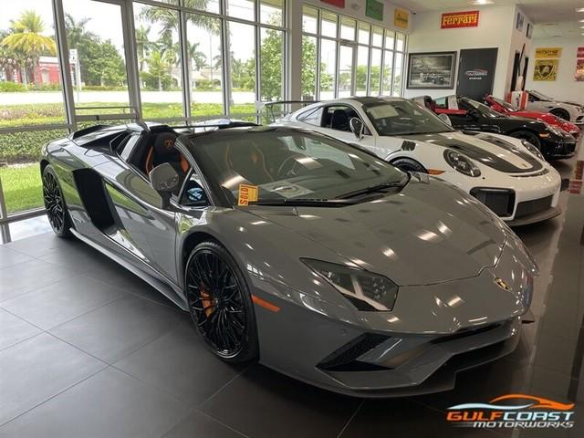 2019 Lamborghini Aventador--S LP 740-4 S