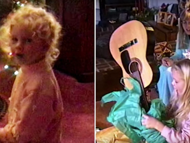 """Taylor Swift's """"Christmas Tree Farm"""" Music Video Is a Heartwarming Ode to Her Childhood"""