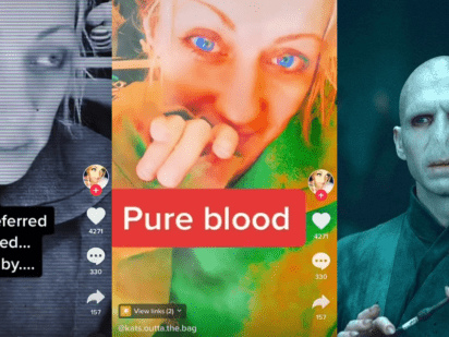 The Many Problems With Unvaccinated People Calling Themselves 'Pure Bloods'