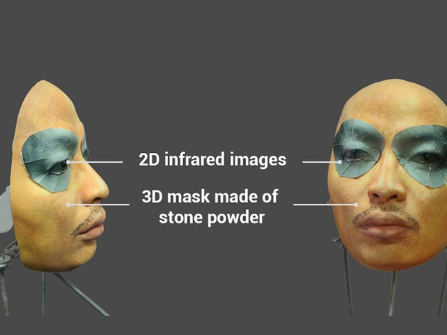 """iPhone X Face ID again reportedly tricked by new """"artificial twin"""" mask"""