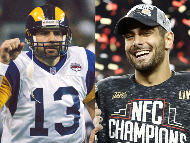 49ers' extreme turnaround puts them in rare Super Bowl company
