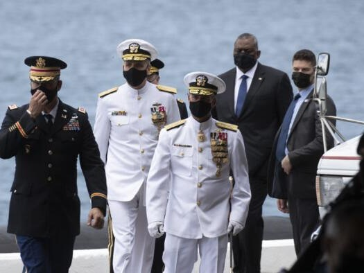 US Indo-Pacific Commander Requests More Spending To Contain China