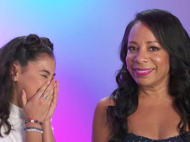 """Diary of a Future President"" Stars Talk Gina Rodriguez"