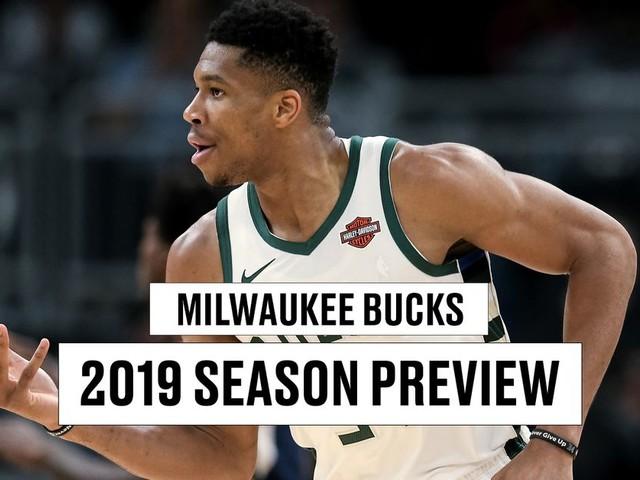 Milwaukee Bucks season preview 2019-2020