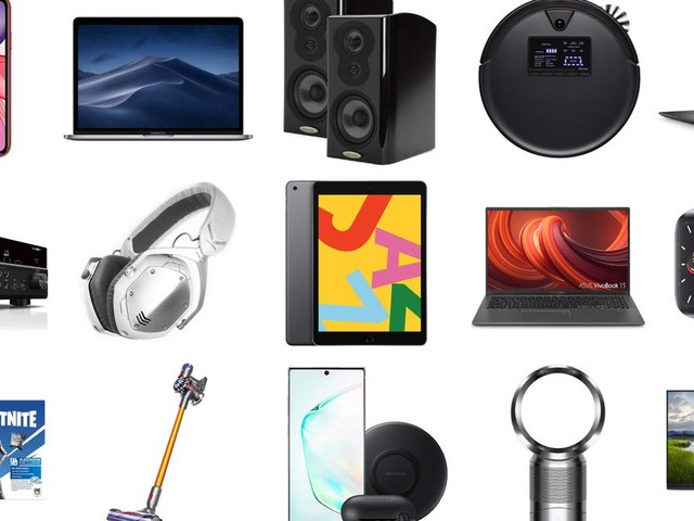 iPhone 11, Dyson V8, bObsweep robot vacuum, Samsung Galaxy Note 10, and more deals for Sept. 14