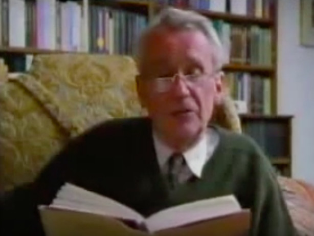 Hear Christopher Tolkien (RIP) Read the Work of His Father J.R.R. Tolkien, Which He Tirelessly Worked to Preserve