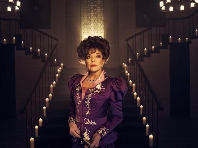 Who Is Grandma Evie On 'AHS: Apocalypse'? Joan Collins Makes Her 'AHS' Debut