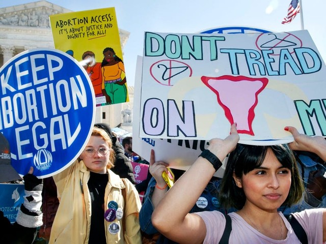 The Supreme Court agreed to take up a major abortion case that threatens to erode Roe v. Wade