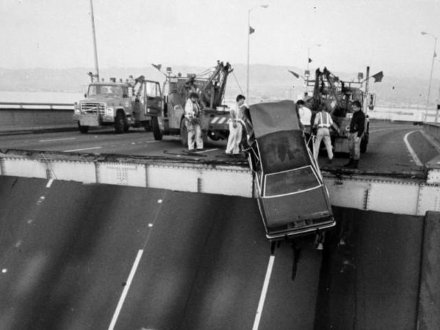 On This Day, Oct. 17: Loma Prieta earthquake rattles California