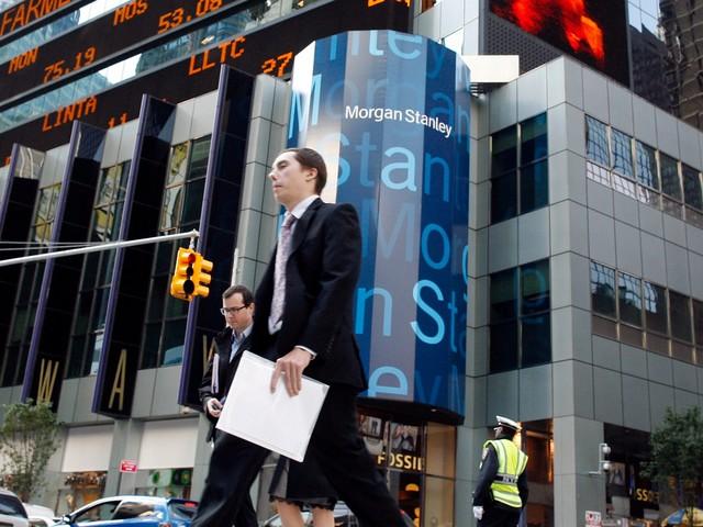 Morgan Stanley has acquired Solium Capital for $900 million (MS, SUM, CS, MER-K, GS, JPM)