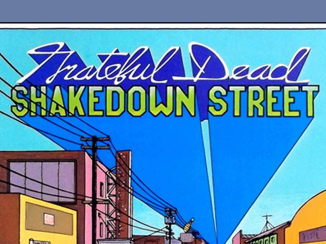 Happy 40th Anniversary 'Shakedown Street': Grateful Dead Teams With Lowell George