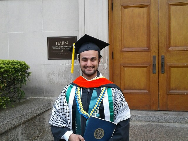 The Hope Fund helps Palestinian students attend U.S. universities