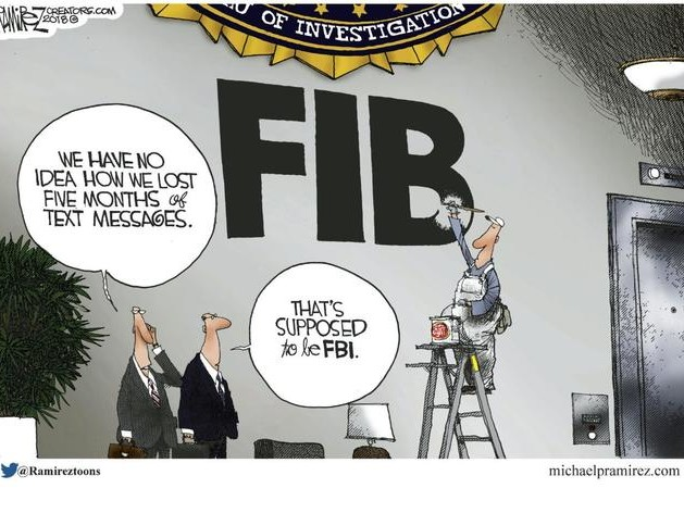 FBI = Disinformation