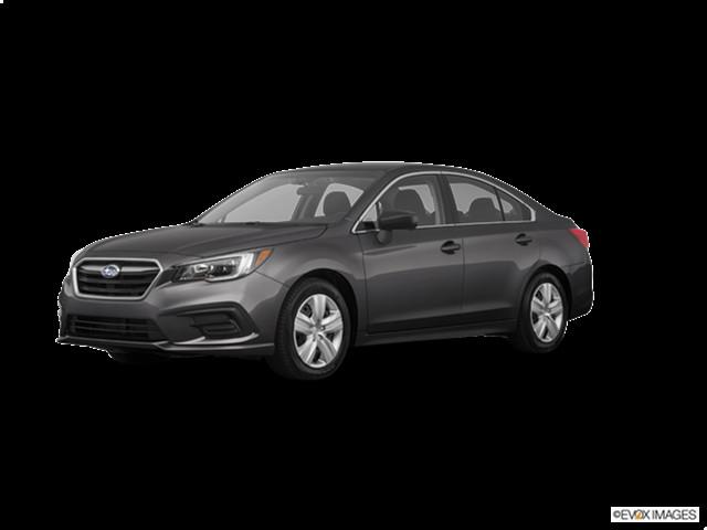2019 Subaru Legacy Expert Review