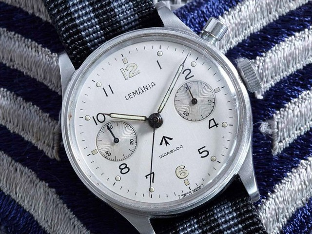 What Made These Chronograph Watches the British Military's Choice for Decades?