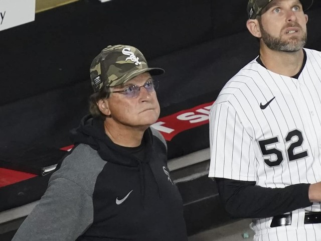 Unwritten rules alert: Tony La Russa is upset over White Sox player's homer on 3-0 count